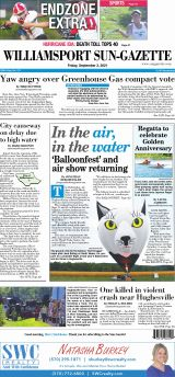 News, Sports, Jobs - Williamsport Sun-Gazette